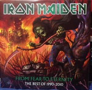 Виниловая пластинка PLG Iron Maiden From Fear To Eternity: The Best Of 1990-2010 (Picture Vinyl/Trifold)