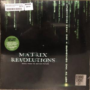 Виниловая пластинка WM VARIOUS ARTISTS, THE MATRIX REVOLUTIONS (MUSIC FROM THE MOTION PICTURE) (Limited Coke Bottle Clear Vinyl)