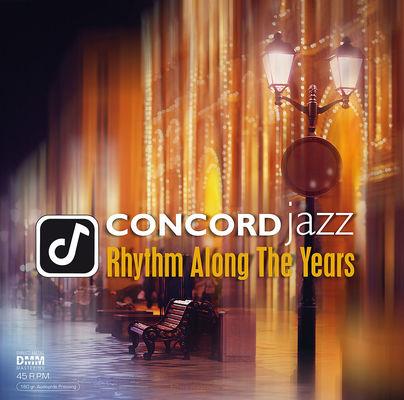 Виниловая пластинка In-Akustik LP Concord Jazz - Rhythm Along The Years (45 RPM) #01678091