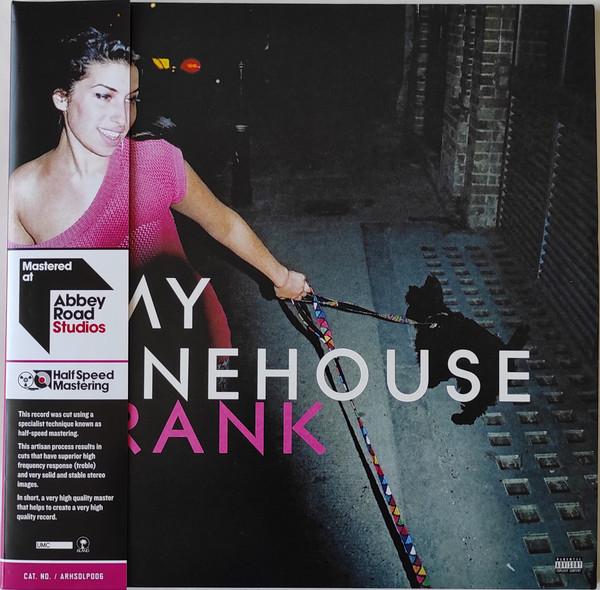 Виниловая пластинка UMC Amy Winehouse Frank (Half Speed Remas)