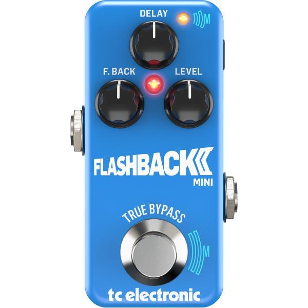 Педаль эффекта TC ELECTRONIC Flashback 2 Mini Delay