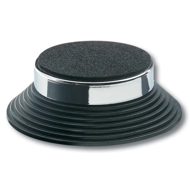 Антивибрационная опора In-Akustik Exzellenz Bolide Absorber, 4 Set chrome\black #008550