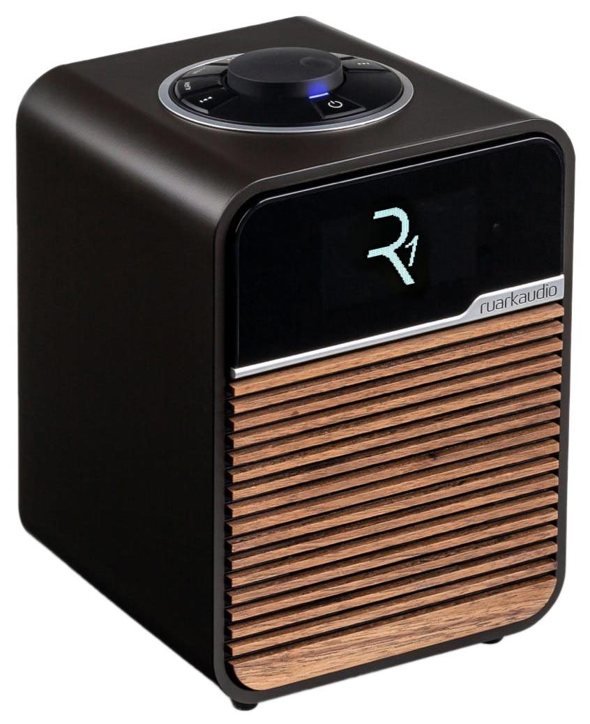 Радиоприемник Ruark Audio R1 Mk4 Deluxe Bluetooth Radio Espresso lacquers