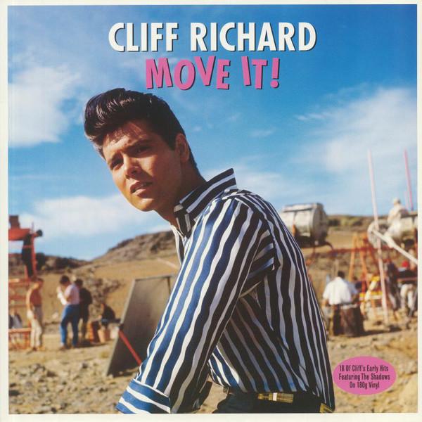 Виниловая пластинка Cliff Richard Move It