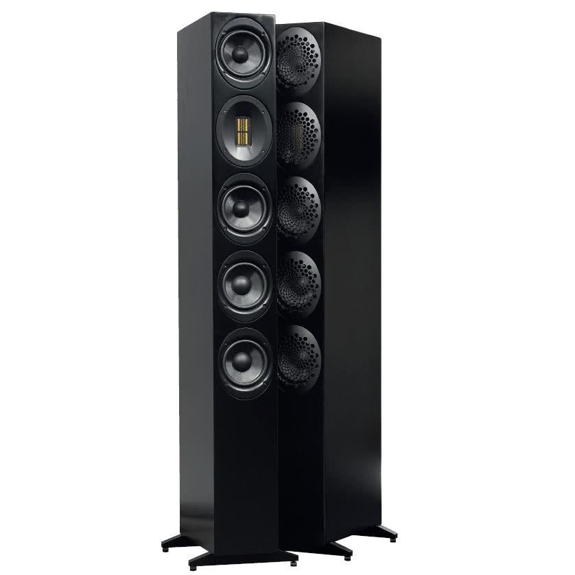Напольная акустика Scansonic HD M40 Black