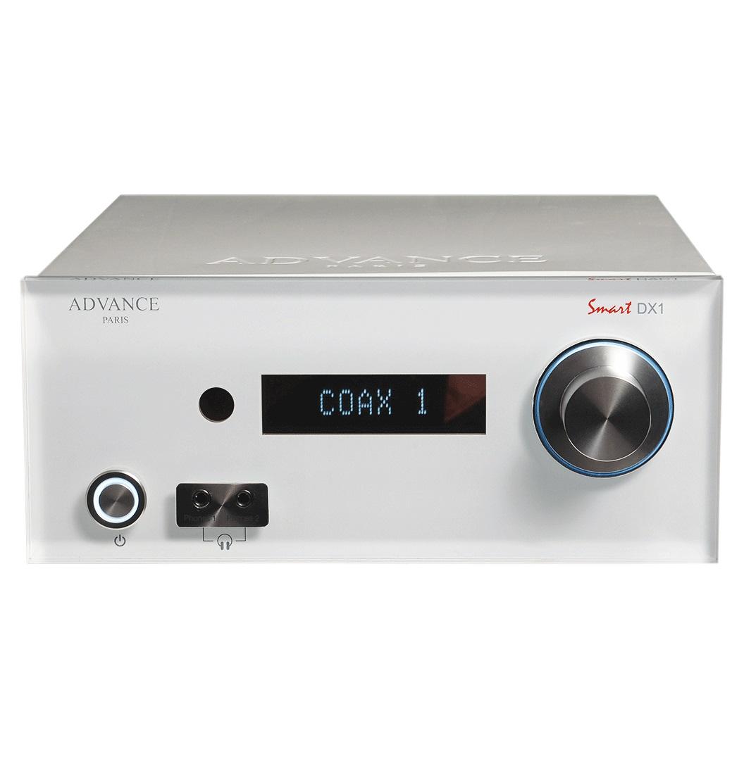 ЦАП Advance Acoustic DX1 white