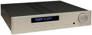 Усилитель интегральный Audia Flight Three USB DAC silver