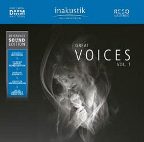 Виниловая пластинка In-Akustik LP Great Voices #01675011