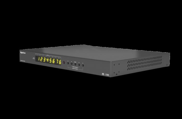Матричный коммутатор 8x8 HDMI Wyrestorm MX-0808-H2A-MK2