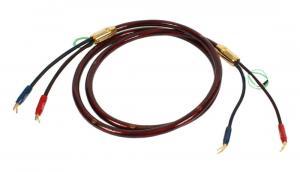 Акустический кабель Van Den Hul The Nova 2m BERRI (2-2) red