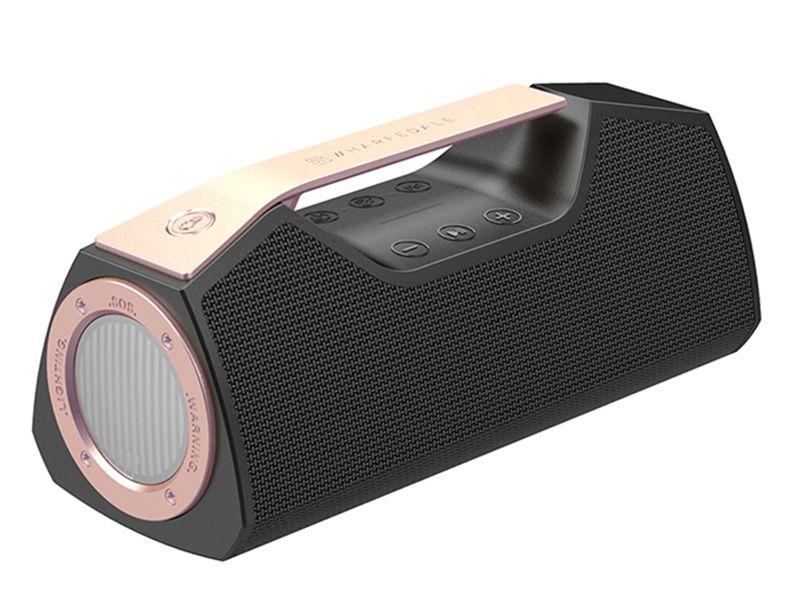 Портативная акустика Wharfedale Exson M black