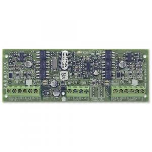Изолятор-ретранслятор адресной шины Paradox HUB2 2-портовый