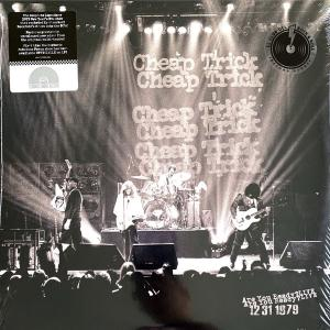 Виниловая пластинка Cheap Trick, Are You Ready Or Not? Live At The Forum 12/31/79 (Black Friday 2019 / Limited Black Vinyl/Gatefold)