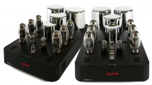 Ламповый усилитель мощности Ayon Audio Epsilon Evo black