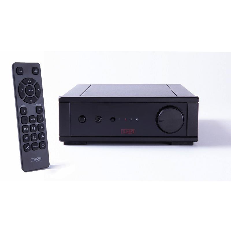 Интегральный усилитель Rega io Amplifier Black