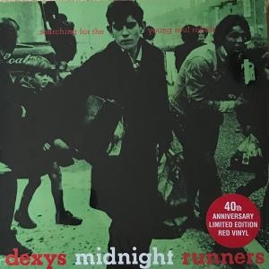 Виниловая пластинка Dexys Midnight Runners — SEARCHING FOR THE YOUNG SOUL REBELS (40TH ANNIVERSARY) (National Album Day 2020 / Limited Ruby Red Vinyl)