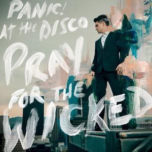Виниловая пластинка WM Panic! At The Disco Pray For The Wicked (Black Vinyl)
