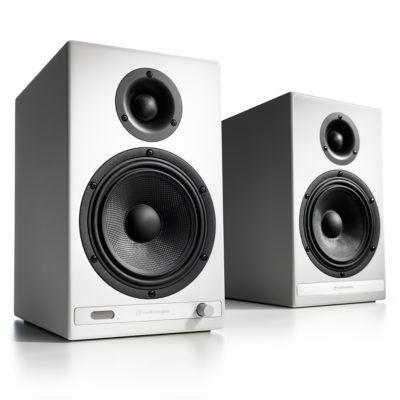 Полочная акустика Audioengine HD6 white