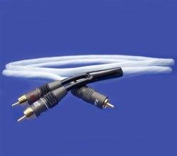 Кабель межблочный Supra Y-Link RCA 4.0m Blue