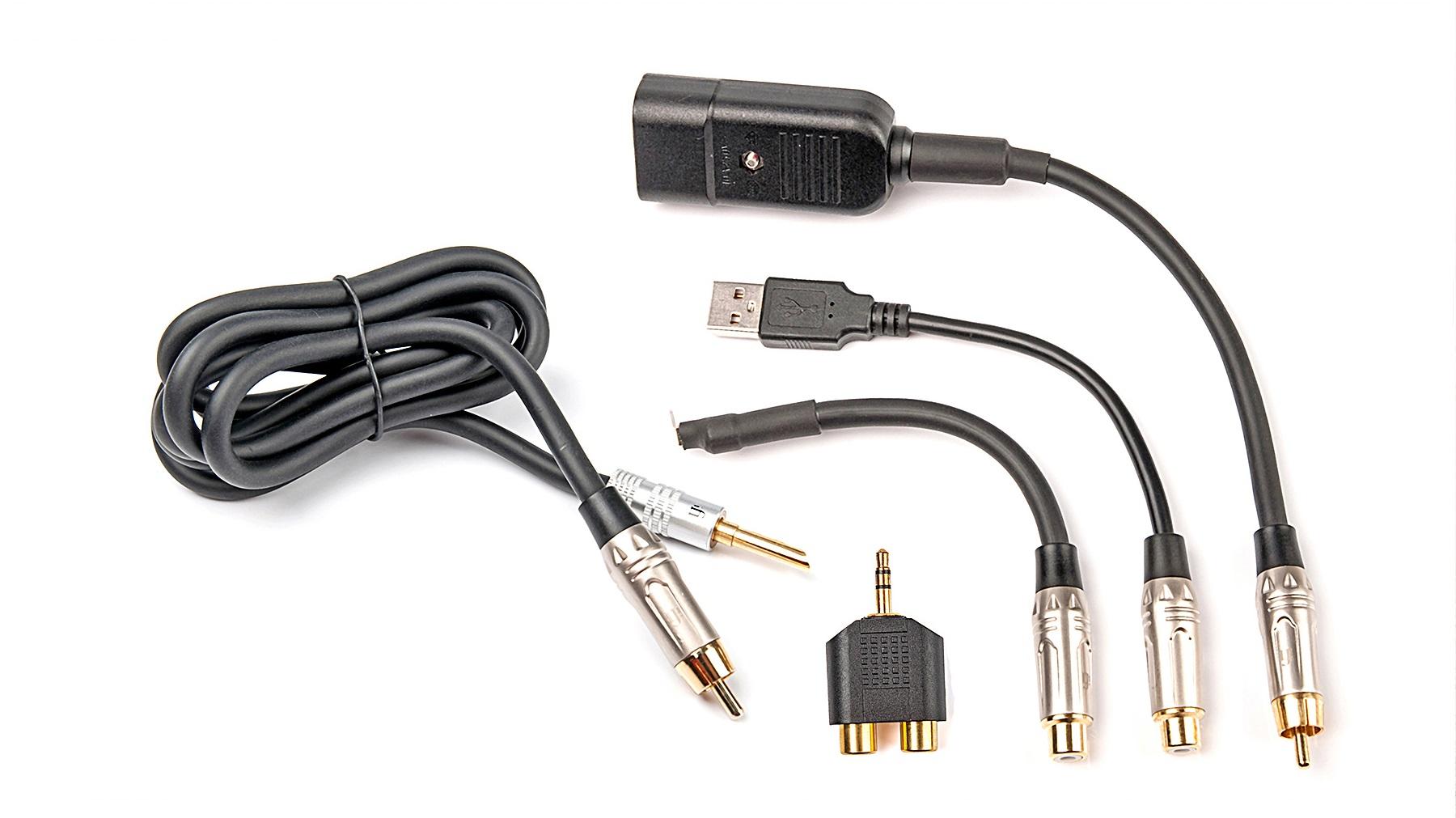 Кабель межблочный аудио iFi Audio Groundhog +