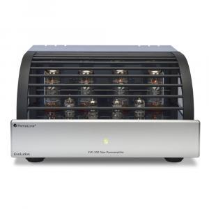 Ламповый усилитель PrimaLuna Evolution 200 Power Silver
