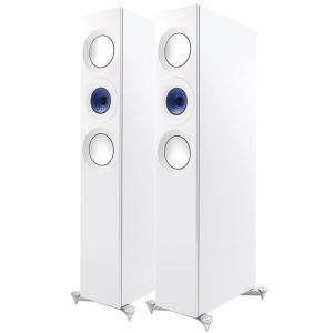 Напольная акустика KEF Reference 3 Blue Ice White