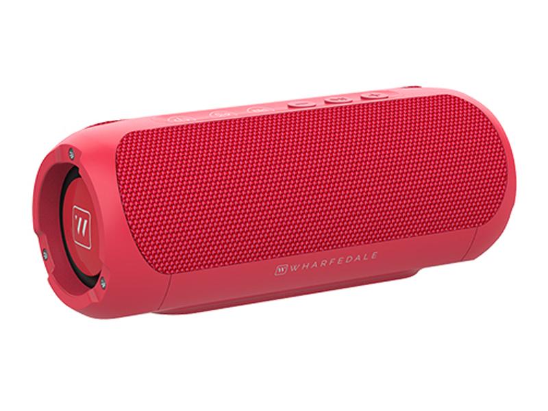 Портативная акустика Wharfedale Exson S red
