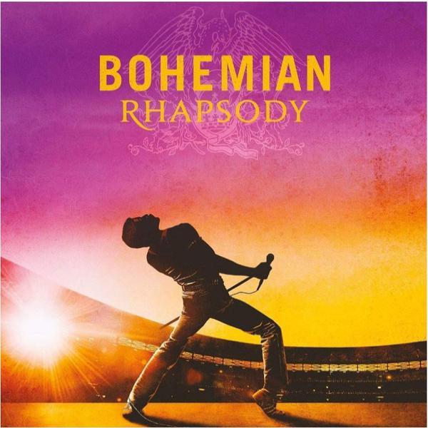 Виниловая пластинка OST, Bohemian Rhapsody (Queen)