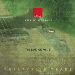 Демонстрационный компакт-диск Dali CD VOLUME 5