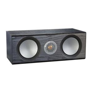 Акустика центрального канала Monitor Audio Silver C150 (6G) black oak