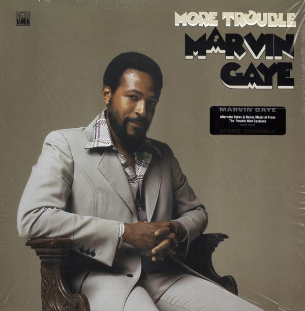 Виниловая пластинка Marvin Gaye - More Trouble