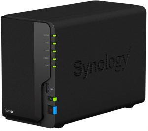 Сетевой накопитель Synology DS220+
