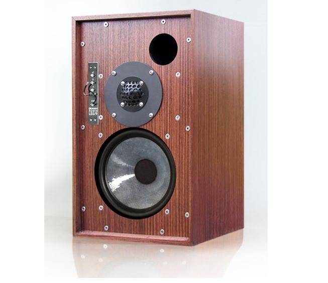 Полочная акустика Graham Audio LS5/9 rosewood