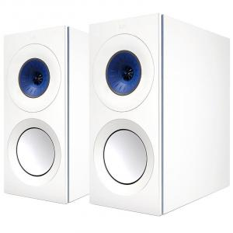Полочная акустика KEF Reference 1 Blue Ice White