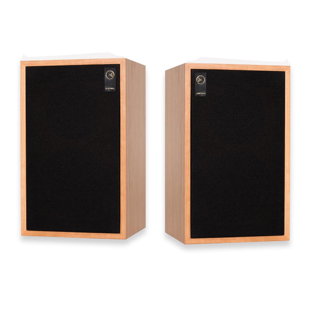 Полочная акустика Graham Audio Chartwell LS3/5a Oak