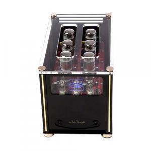 Ламповый усилитель AUDIO VALVE Challenger 180 black/gold