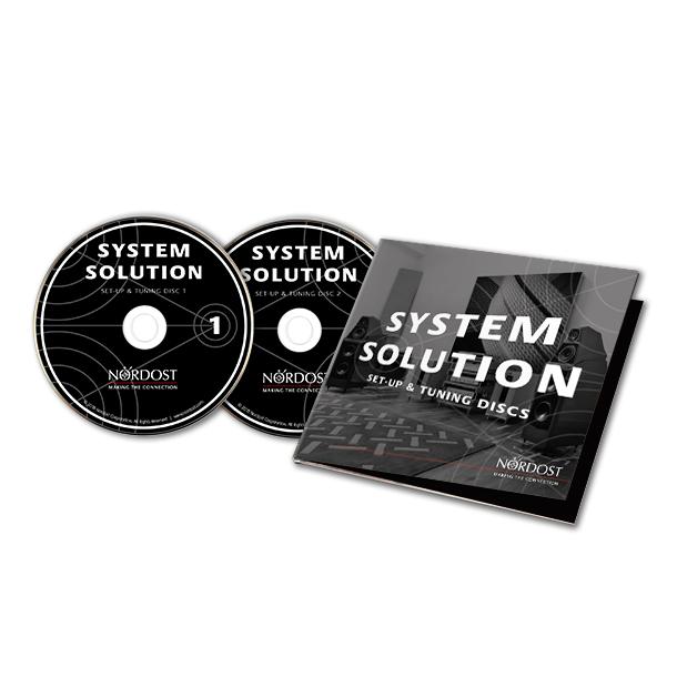 Диск для настройки Nordost System Solutions Set-Up & Tuning Disc