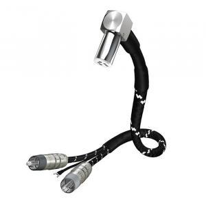 Кабель межблочный аудио In-Akustik Referenz Phono Cable NF-803 1.5m SME<>RCA #0071S191