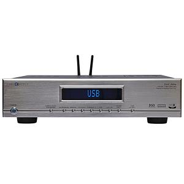 ЦАП Cary Audio DAC 200TS Silver