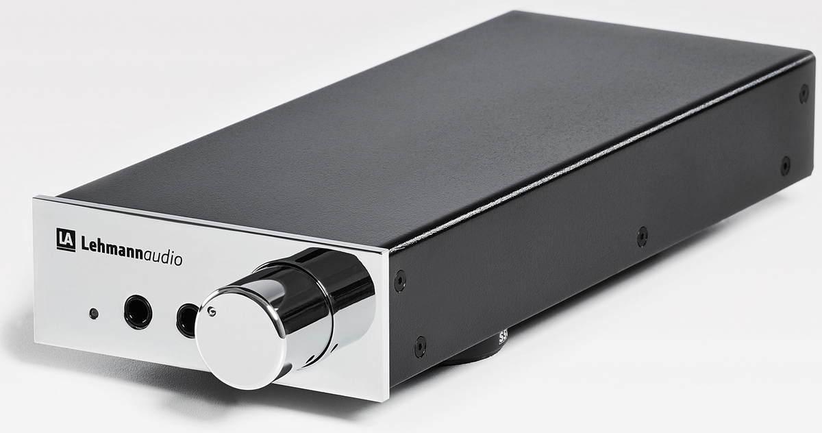 Усилитель/ЦАП для наушников Lehmann Audio Linear USB II Chrome