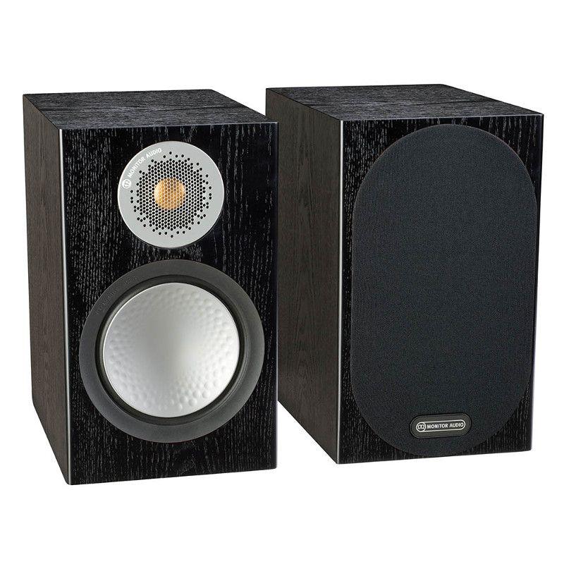 Полочная акустика Monitor Audio Silver 50 (6G) black oak