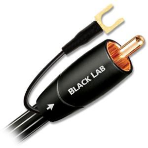 Кабель межблочный аудио AudioQuest Black Lab 5.0m PVC