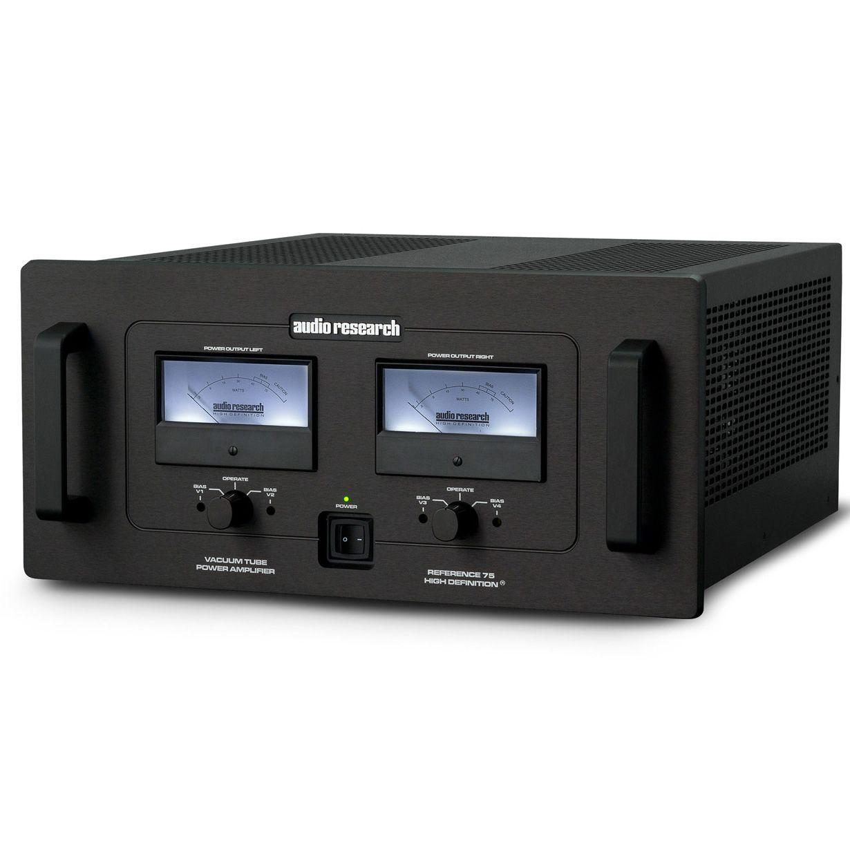 Ламповый усилитель Audio Research Reference 75 SE Black