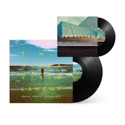 "Виниловая пластинка Manic Street Preachers - The Ultra Vivid Lament (LP+7"")"
