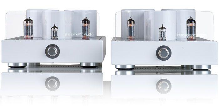 Ламповый усилитель Trafomatic Audio Kaivalya mono (white)