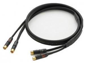 Кабель межблочный аудио Luxman JPR-10000 2RCA-2RCA 1.25m