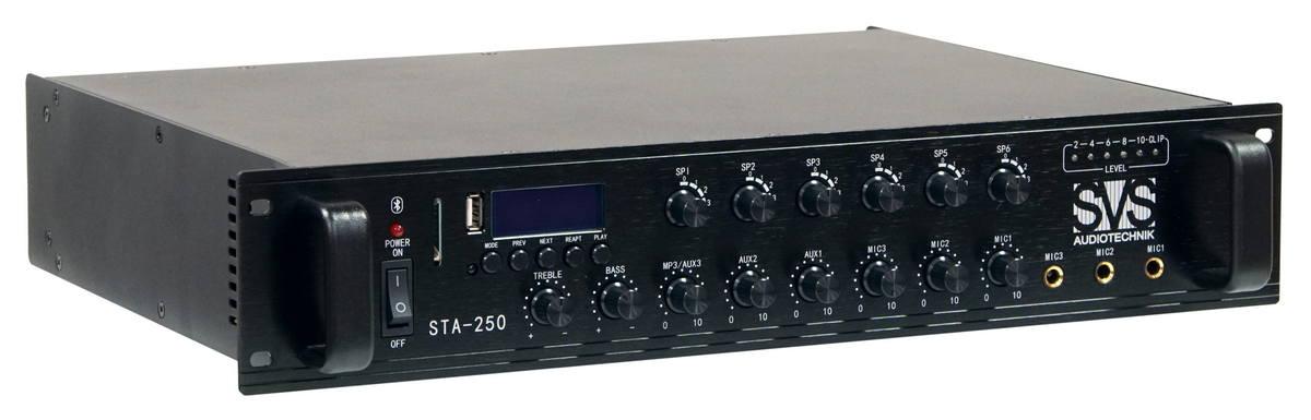 Микшер-усилитель SVS Audiotechnik STA-250
