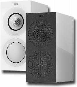 Полочная акустика KEF R3 Gloss White