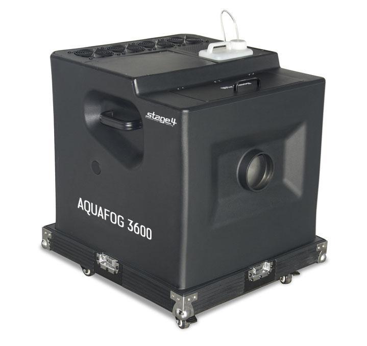 Генератор тяжелого дыма Stage 4 AQUAFOG 3600