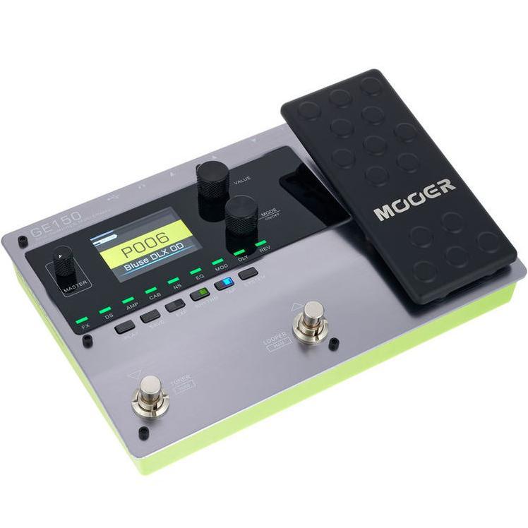 Гитарный процессор эффектов Mooer GE150